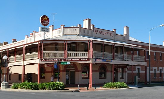 Royal Hotel Corowa Pub - Stayed