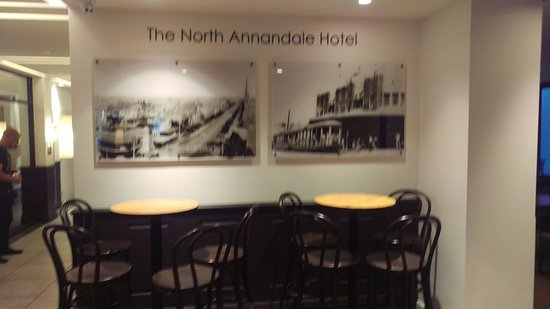 North Annandale Hotel - Stayed