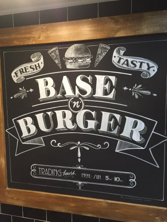 Base and Burger - North Turramurra - Stayed