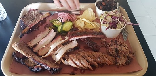 Bovine  Swine Barbecue - Stayed