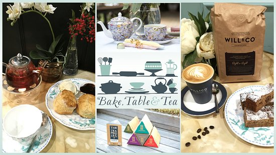 Bake Table  Tea - Stayed