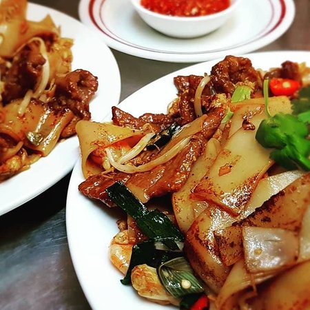 Canton Chinese Restaurant - Stayed