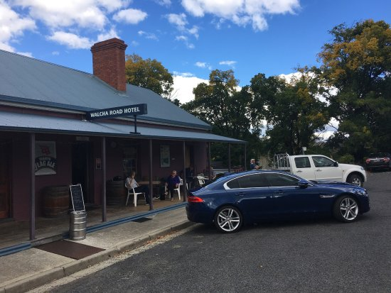 Walcha Road Hotel - Stayed