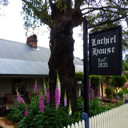 Lochiel House - Stayed