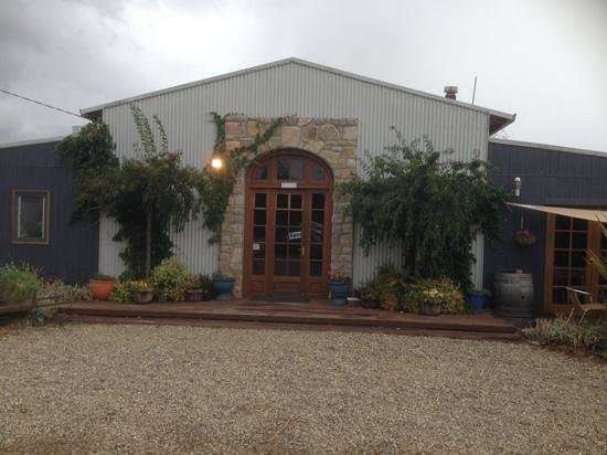 Snowy Vineyard  Microbrewery - Stayed