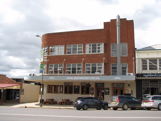 The Alpine Hotel Restaurant Cooma - Stayed