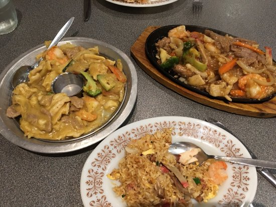 Mun Tien Thai  Chinese Restaurant - Stayed