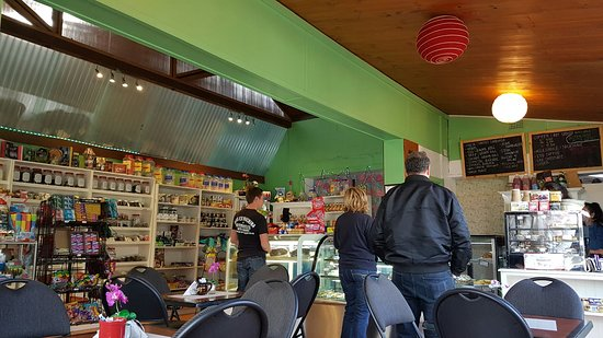 Nerson's Lolly Shop/Patisserie - Stayed