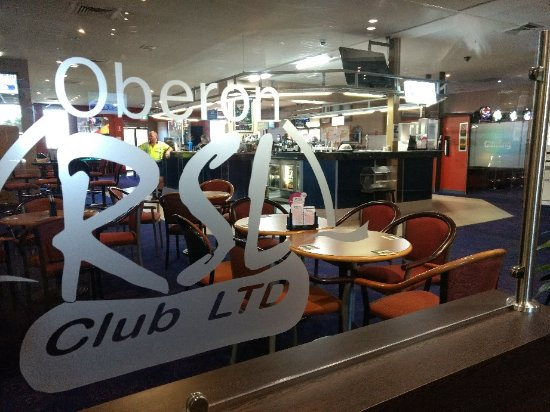 Oberon Rsl Club - Stayed