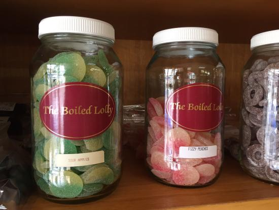 The Boiled Lolly - Stayed