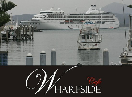 Wharfside Cafe - Stayed