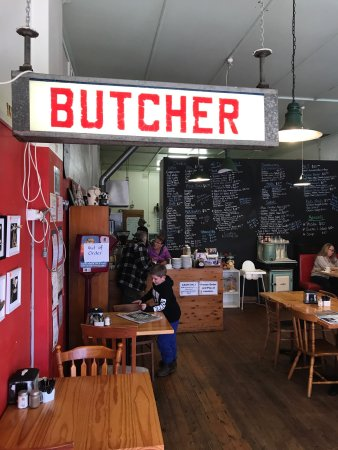 Butchers Shop Cafe - Stayed