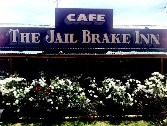 Jail Break Inn Cafe - Stayed