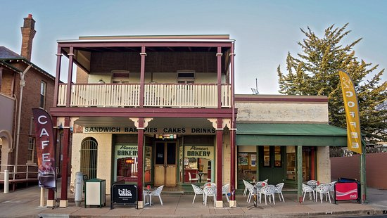 Molong Bakery cafe