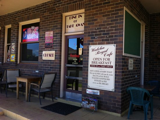 Walcha Royal Cafe - Stayed