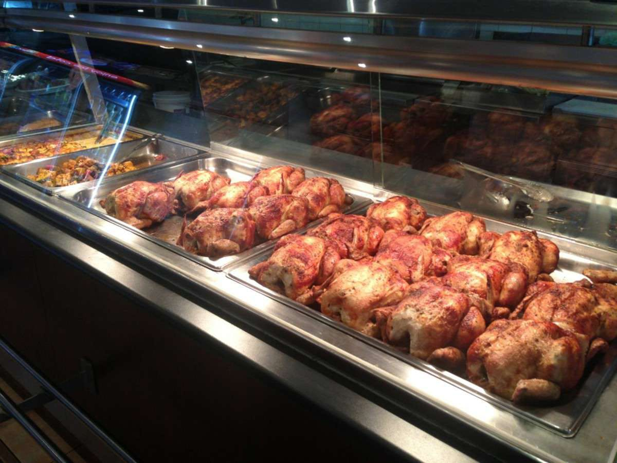 Macedon Square Chicken and Salad Bar - Stayed