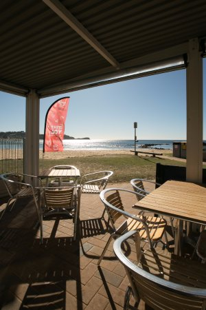 Avoca Beach Seafoods - Stayed