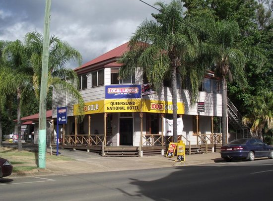 Queensland National Hotel - Stayed