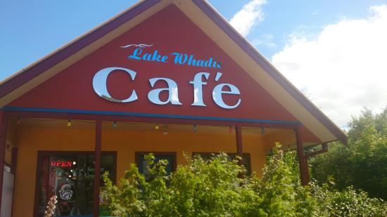 Lake Whadie Cafe - Stayed