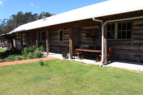 The Old Black Stump Restaurant  Function Room - Stayed