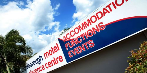 Maryborough Motel  Conference Centre - Stayed