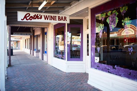 Roth Wine Bar - Stayed