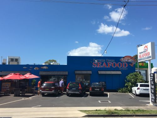 Northern Rivers Seafood - Stayed