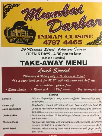 Heera Indian Cuisine - Stayed