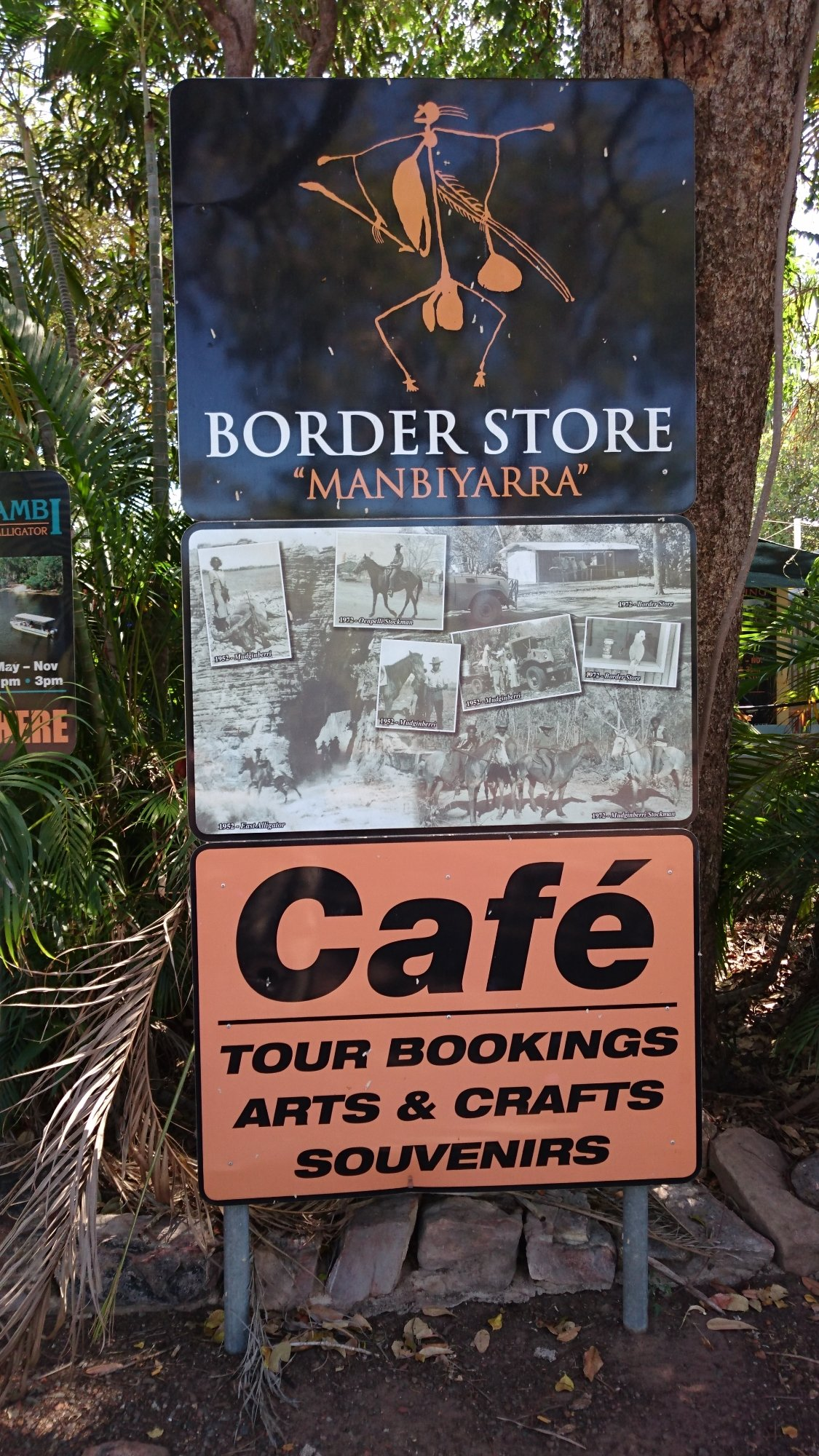 Border Store in Kakadu