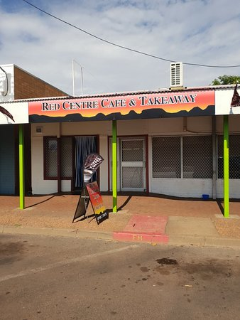 Red Centre Cafe and Takeaway - Stayed
