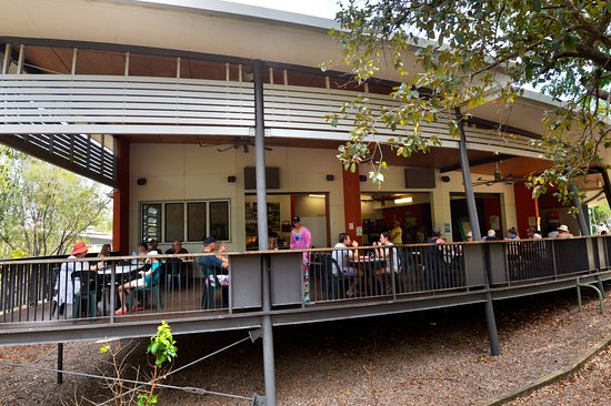 Wangi Falls Cafe - Stayed