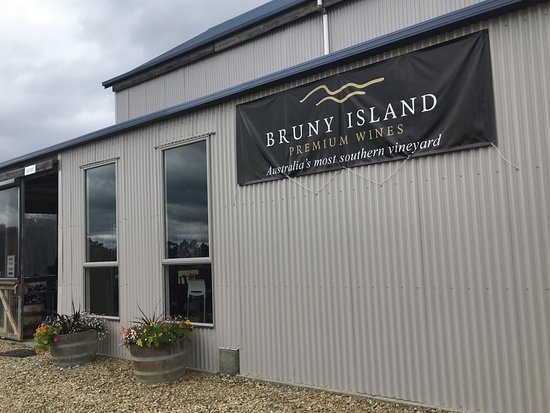 Bruny Island Wines Grill - Stayed