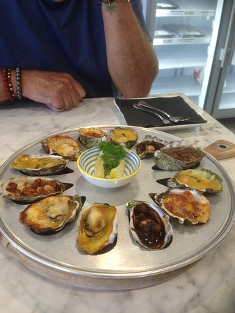 Tarkine Fresh Oysters - Stayed