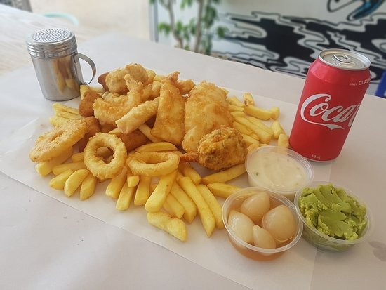 Banksia Grove Fish  Chips - Stayed