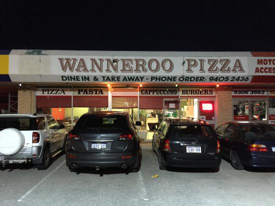 Wanneroo Pizza - Stayed