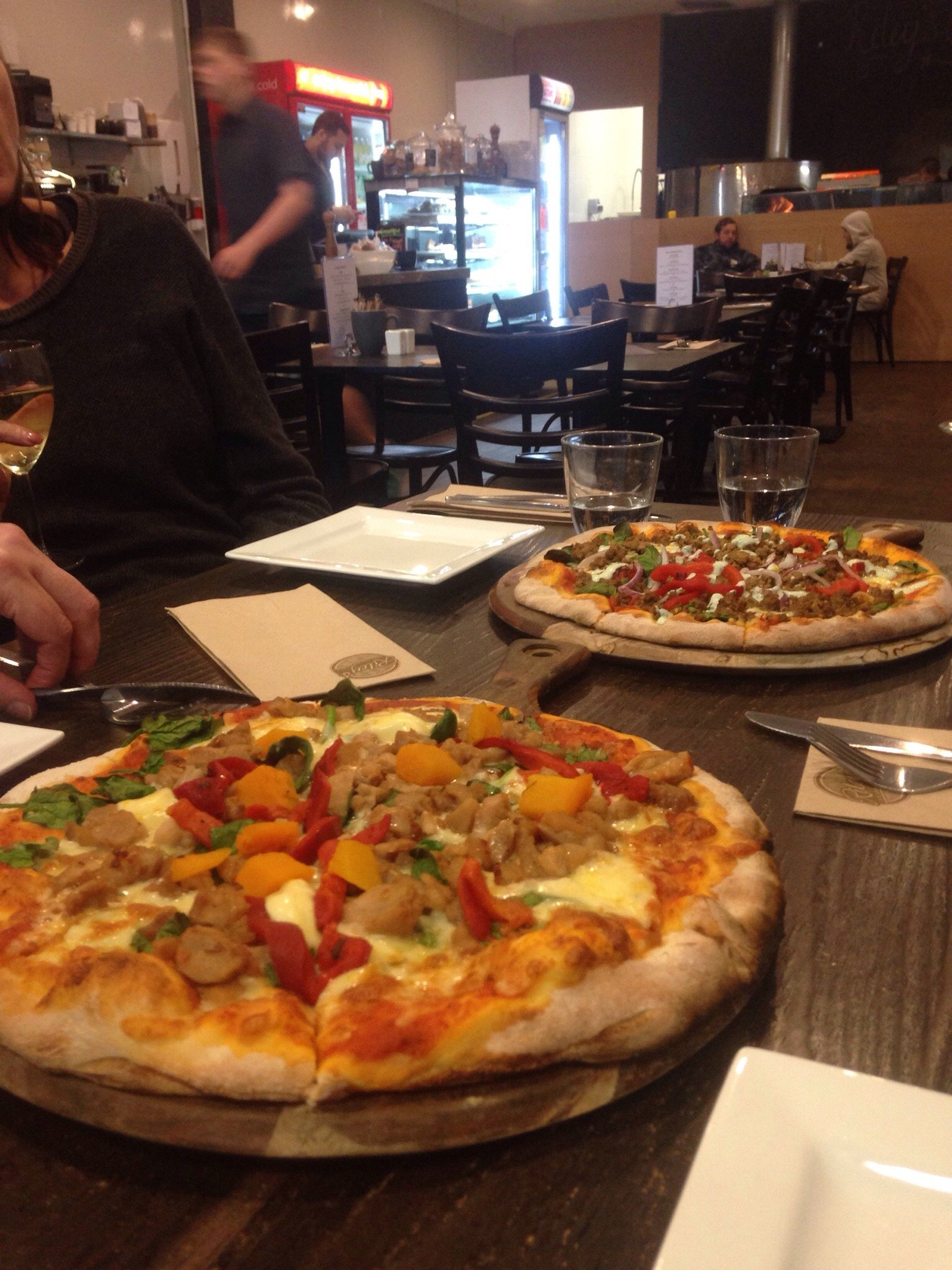 Rileys Woodfired Cafe