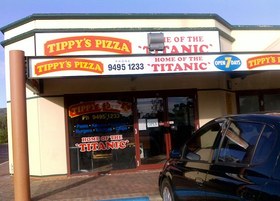 Tippy's Pizza - Stayed
