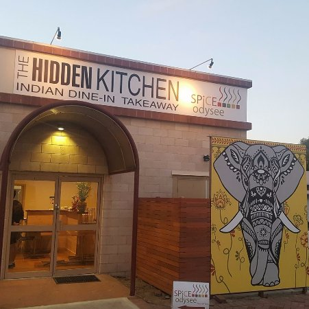 Spice Odysee - The Hidden Kitchen - Stayed