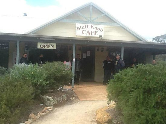 Bluff Knoll Cafe - Stayed