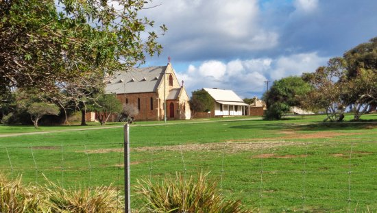 Greenough historical Village Cafe - Stayed
