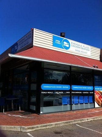 Evandale Chicken And Seafood - Stayed