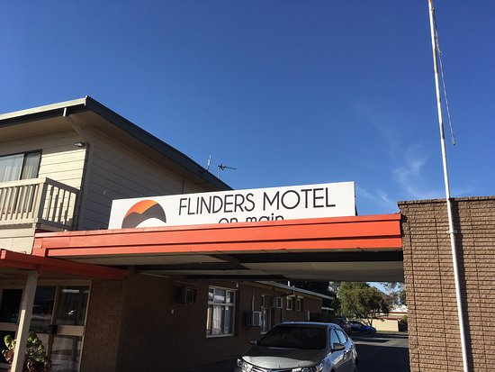 Flinders Motel On Main - Stayed