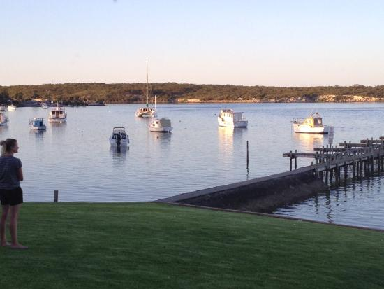 Coffin Bay Yacht Club - Stayed