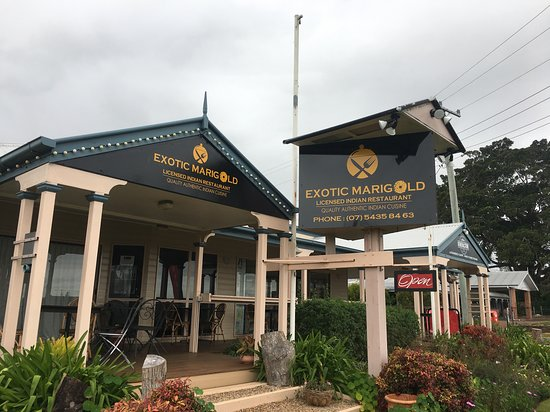Exotic Marigold Licensed Indian Restaurant - Stayed