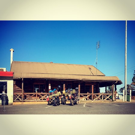 Gold Nugget Truck Stop - Stayed
