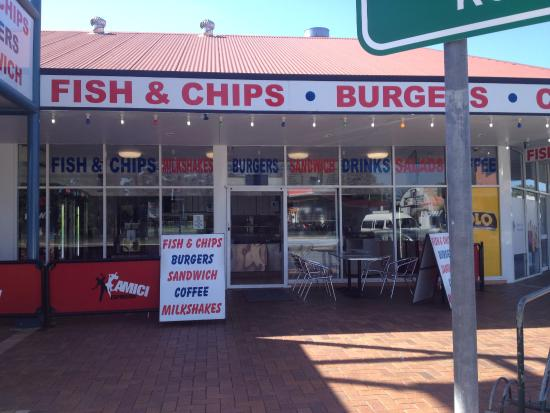 Beaudesert Fish and Chips - Stayed