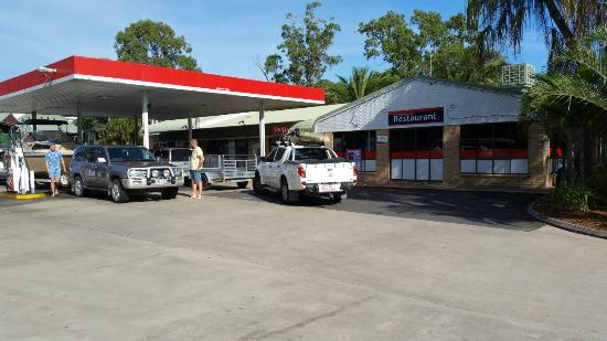 Caltex Agnes Water - Stayed
