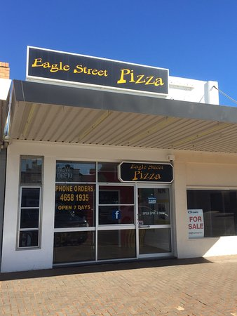 Eagle Street Pizza - Stayed