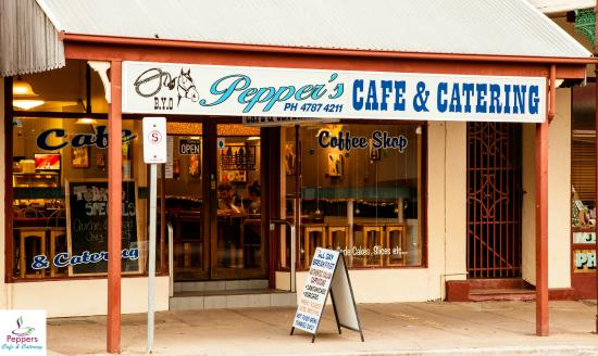 Peppers Cafe  Catering - Stayed
