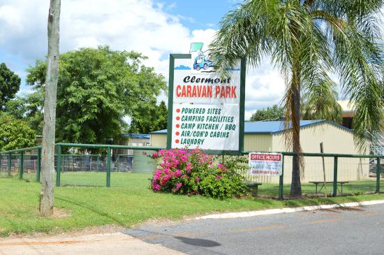 Clermont Caravan Park - Stayed